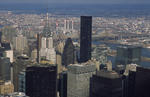 Foto, Bild: Manhattan mit Chrysler Building und Queensboro Bridge vom Empire State Building aus